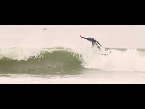 Shredding Cali at Golden West Beach