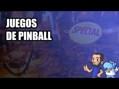 Juegos de Pinball en MSX