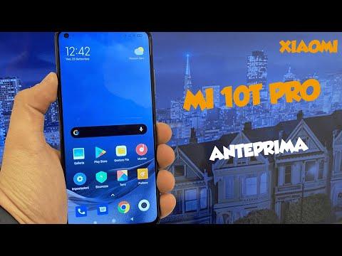 Xiaomi Mi 10T Pro – Anteprima ITA