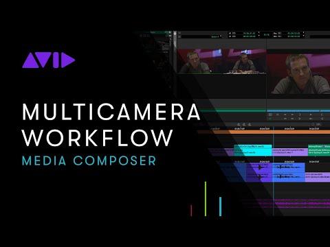 Avid Online Learning — Media Composer: Multicamera Workflow