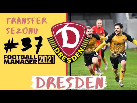 DYNAMO DRESDEN FM21   Bölüm 37   2 SEZONDA BUNDESLİGA! / TRANSFER SEZONU 1   Football Manager 2021