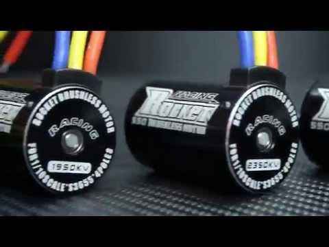 Rocket Sensorless Brushless Motor For Your 1/10 RC Car - UCflWqtsSSiouOGhUabhKTYA
