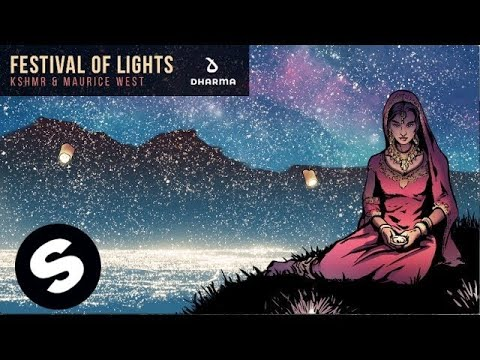 KSHMR & Maurice West - Festival of Lights (Official Audio) - UCpDJl2EmP7Oh90Vylx0dZtA
