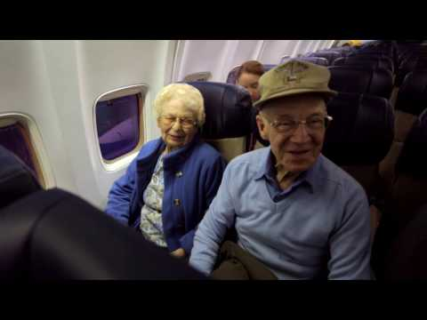 Sweethearts Reunite on Southwest Airlines after 67 Years Apart