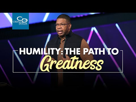 Humility  The Path to Greatness  - Wednesday Morning Service