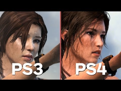 Tomb Raider: Definitive Edition - PS4/PS3 Comparison and Analysis - UCKy1dAqELo0zrOtPkf0eTMw