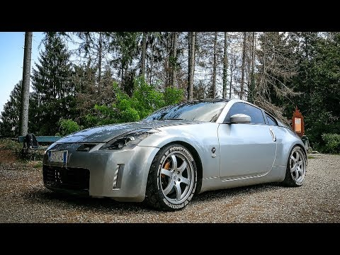 """A Sports Car for Just 8000?""""! Nissan 350Z Review [Sub ENG]"""