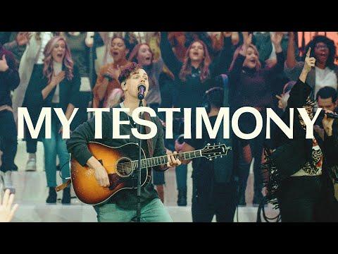 My Testimony  Live  Elevation Worship