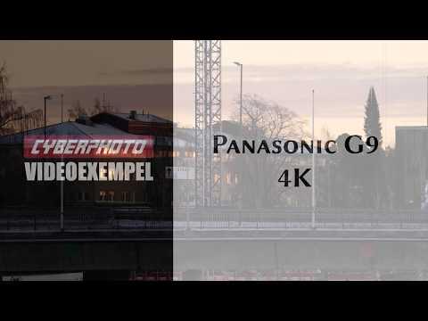 Panasonic Lumix DC-G9 4K