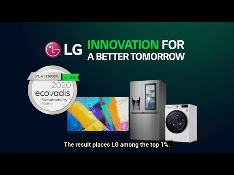 LG, Innovation for a Better Tomorrow