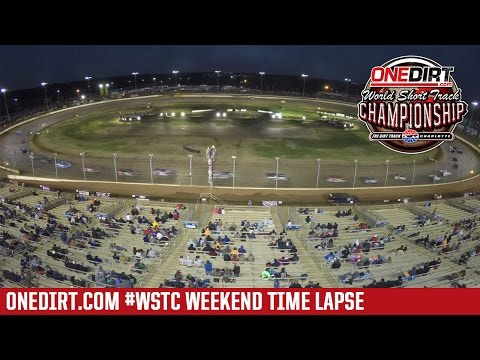 OneDirt.com World Short Track Championships | Weekend Time Lapse - dirt track racing video image