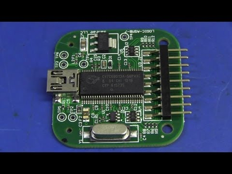 EEVblog #436 - Saleae USB Logic Analyser Review & Teardown - UC2DjFE7Xf11URZqWBigcVOQ