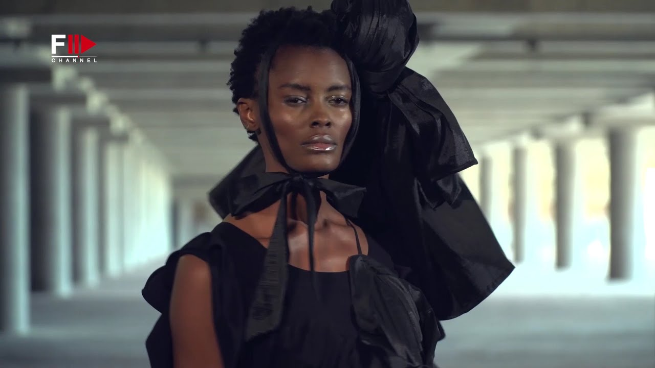 AMANDA LAIRD CHERRY Spring 2021 South Africa FW – Fashion Channel