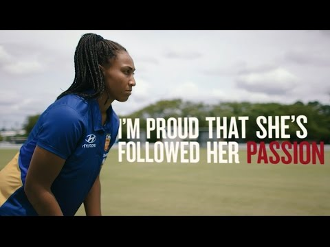 Sabrina Fredrick-Traub – from the UK to NAB AFL Women's Competition