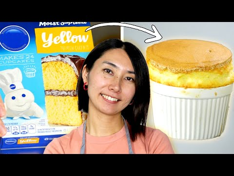 """Can This Chef Make Cake Mix Fancy"""" ? Tasty"""