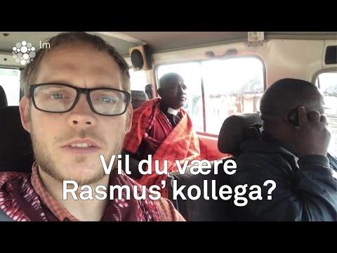 Vil du være Rasmus' kollega?