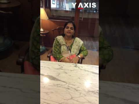 Y-Axis Reviews  Roopa's Feedback On Her USA Visit visa  Process.