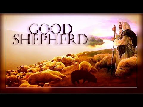 The Good Shepherd - MESSAGE ONLY - Kevin Powell