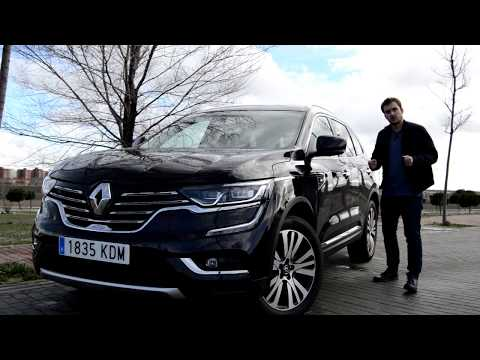 Renault Koleos - Prueba en Portalcoches