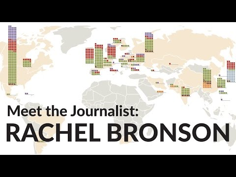 Meet the Journalist: Rachel Bronson