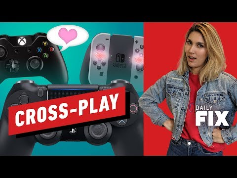 PS4 Cross-Play Is Not As Easy As Sony Says - IGN Daily Fix - UCKy1dAqELo0zrOtPkf0eTMw