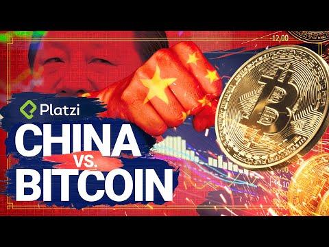 ¿Por qué CHINA PROHIBIÓ BITCOIN? | China vs. Bitcoin