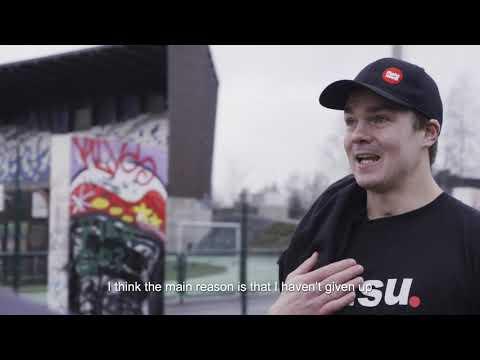 Sisu fitness ambassador: Pekka Hyysalo