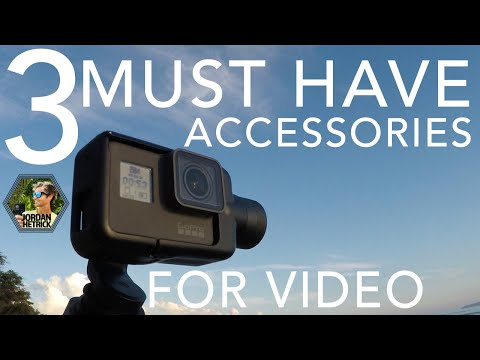 TOP 3 GoPro Accessories to Improve Your Videos - UCaLCRvvau4acqQ4eLGZUywA