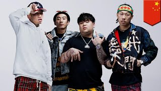 Chinese 'rappers' come out in support of Hong Kong police - TomoNews