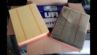 Sostituzione filtro aria Fiat CROMA