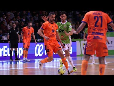 Palma Futsal  - Jaén Paraíso Interior Jornada 9 Temp 19-20