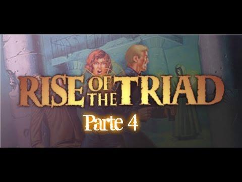 Rise of the Triad (1994) - PC - Parte 4 - Comentado en Español