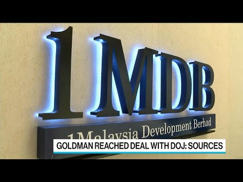 Goldman Poised to Pay More Than $2 Billion in DOJ's 1MDB Probe