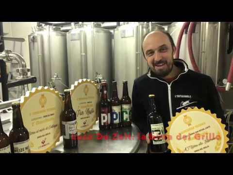 Luca De Zolt: la birra del Grillo e i suoi premi
