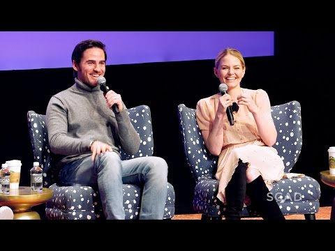 aTVfest 2017: 'Once Upon a Time' cast members Jennifer Morrison and Colin O'Donoghue