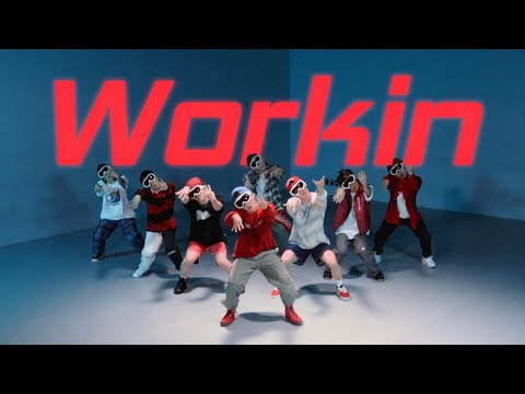 Workin - Josh Killacky / Dokteuk Crew Choreography #workinchallenge
