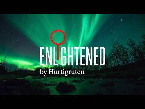 Hurtigruten | Aurores boréales et Science