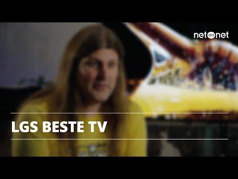 Orvar tester LGs beste TV   NetOnNet Klubbhylla