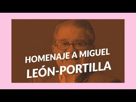 Vidéo de Miguel León-Portilla
