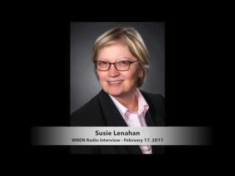 Susie Lenahan's WBEN 930 Radio Interview - February 13, 2017