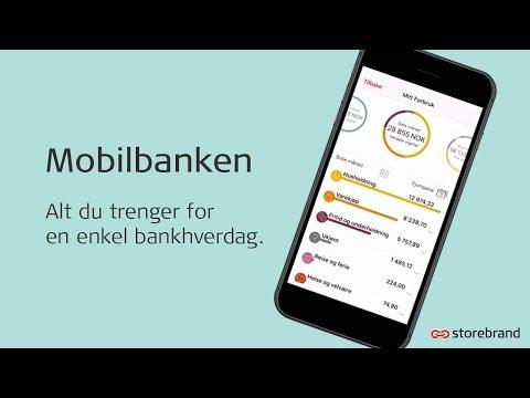 Mobilbanken i Storebrand