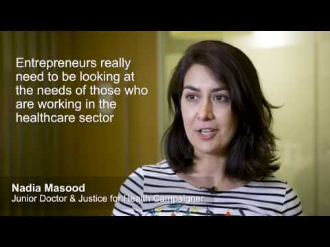 Brother UK - the role of entrepreneurs in improving healthcare - Guardian event