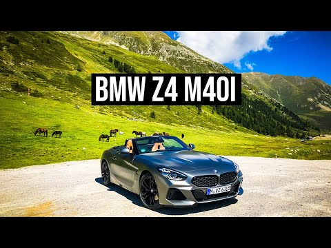 BMW Z4 M40i Roadster | Walkaround And Close Details | #Short