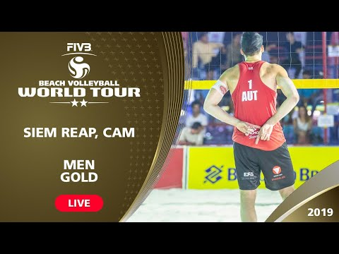 Siem Reap 2-Star 2019 - Gold Medal Match - Beach Volleyball World Tour