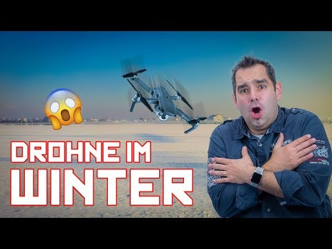 Drohne im Winter 😱  Böse Überraschungen vermeiden! - UCfV5mhM2jKIUGaz1HQqwx7A