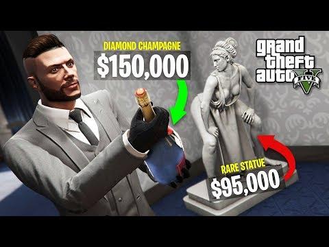 GTA 5 Casino DLC $25,000,000 Spending Spree! New GTA 5 Casino DLC Showcase! - UC2wKfjlioOCLP4xQMOWNcgg