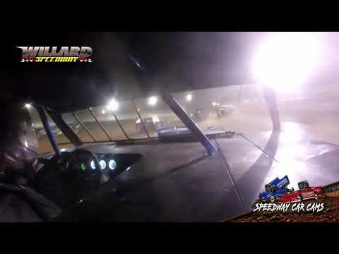 #10 Logan Smith - Sport Mod - 8-7-21 Willard Speedway - dirt track racing video image