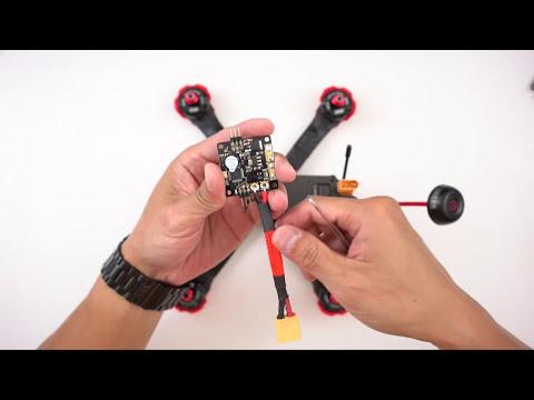 How to Build a Lumenier QAV-R - default