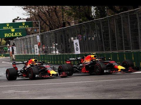 F1 - Débriefing du GP d'Azerbaïdjan 2018 :  Coups bas à Bakou ! - F1i TV