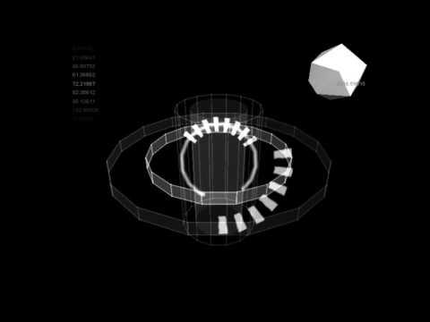 Silent Wheel PC demo (Flashparty 2004)